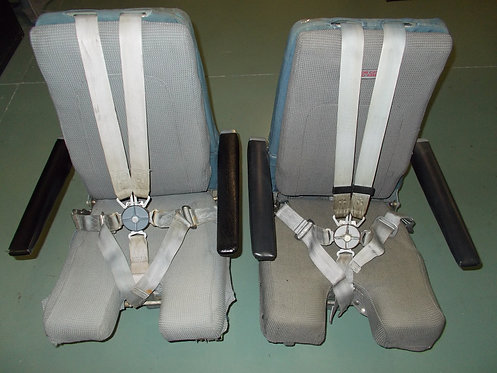747 Cockpit Seats, pilot seats, pilot seats for sale