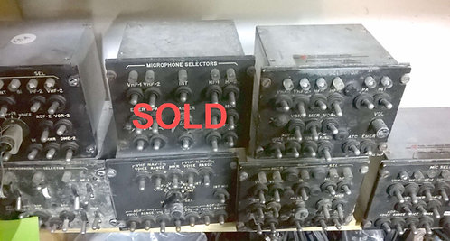 DC-9/MD-80 Com Boxes ($25 each)