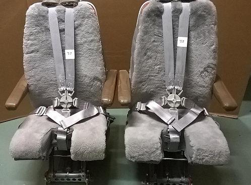 Weber Cockpit Seats (Set JJ)