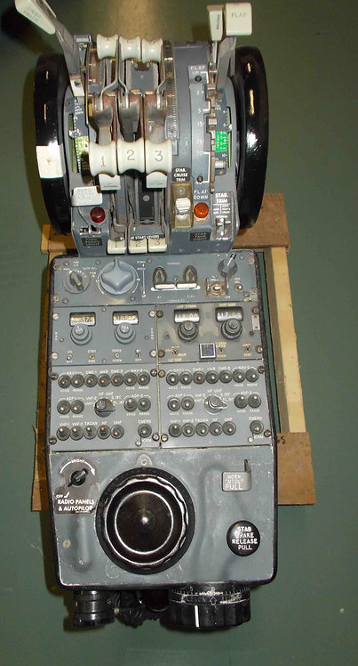727-225 Throttle Quadrant