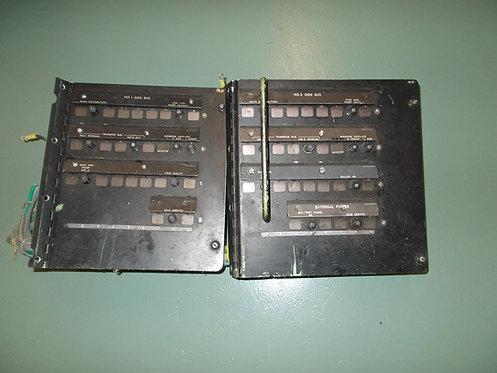 CB Panels 737 sim parts