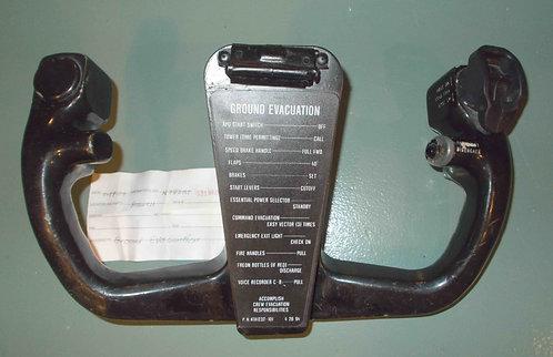 727-200 Control Wheel, pilot control wheel yoke for sale