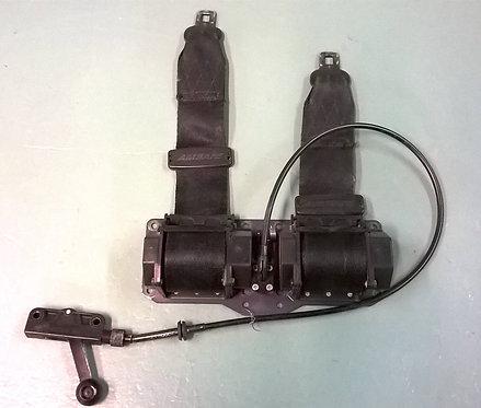 cockpit shoulder harness