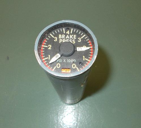 Dual Needle Brake Pressure Gauge