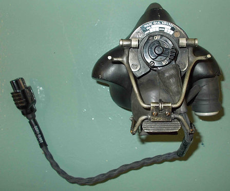 RAF Fighter Pilot Oxygen Mask