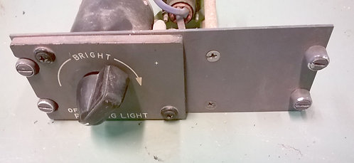 727/737 Jumpseat Reading Light Rheostat