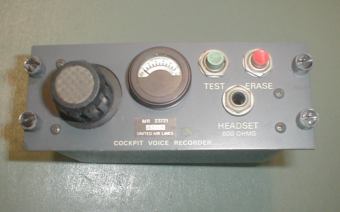 Generic Cockpit Voice Recorder Modules