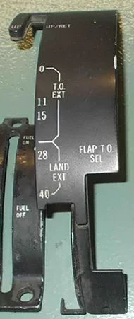DC-9/MD-80 Lightplates (ask for price)