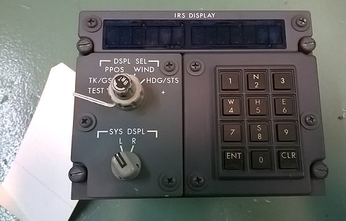 cockpit simulator parts