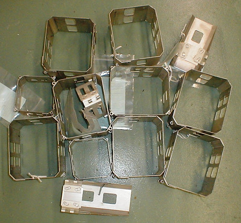Glass Panel Mounting Clamps ($10 each)