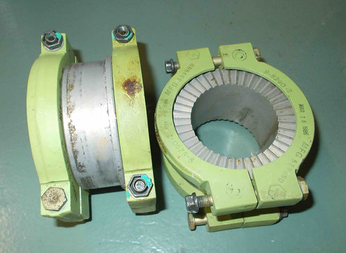 Control Column Connection Cogs and Clamps, sim parts for sale