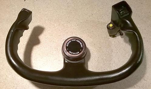 dc-9 control wheel yoke