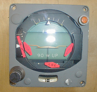Collins FD-109 ADI, sim parts for sale