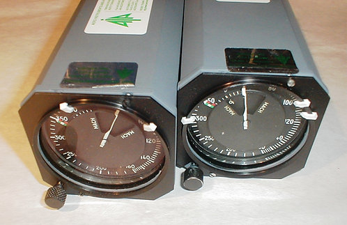 Airspeed Indicators DC-9/MD-80 ($225/set of 2)