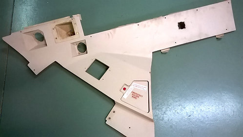 757 cockpit parts simulator