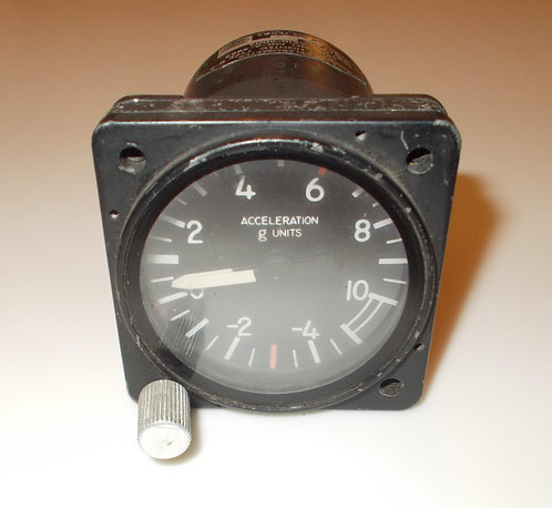 G meter, aircraft sim parts for sale