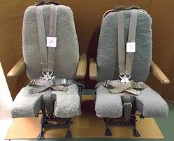 cockpit seats, airplane seats, airline seats, 737 seats, pilot seats for sale, pilot seats.