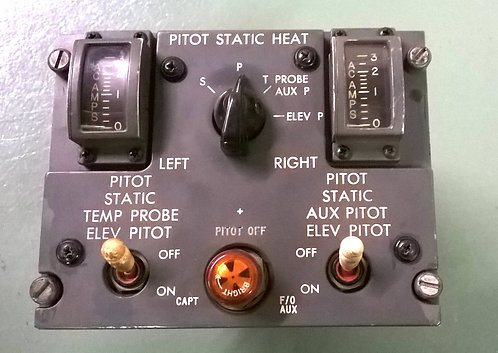 ​727 Pitot heat, cockpit sim parts for sale