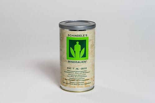 Schindele's Mineralien, vulkansk steinmel, 400g