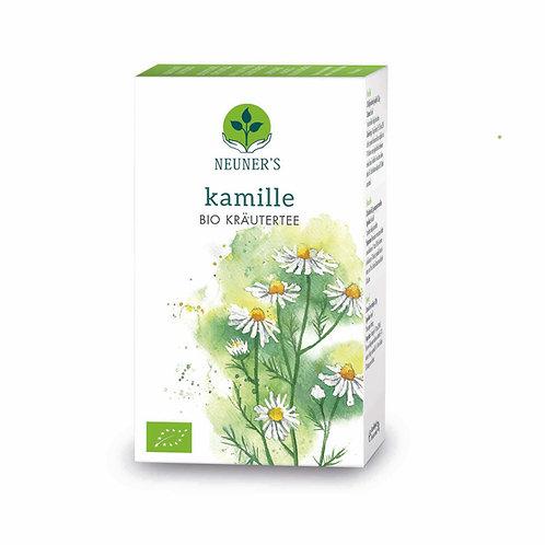 Kamille BIO - Den allsidige urteklassikeren.
