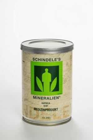 Schindele's Mineralien, vulkansk steinmel, 12x 400g