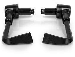 Straight Brake Lever Guard (Black)