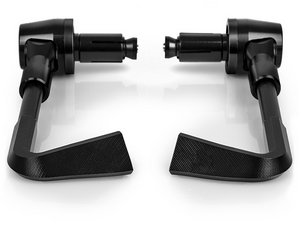 Straight Brake Lever Guard (Black)