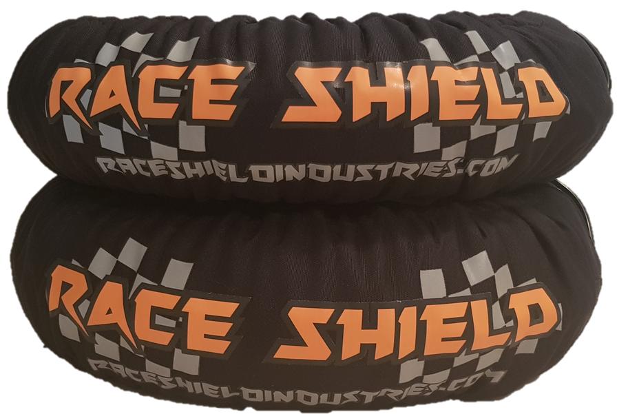 12 Inch Tyre Warmer Set