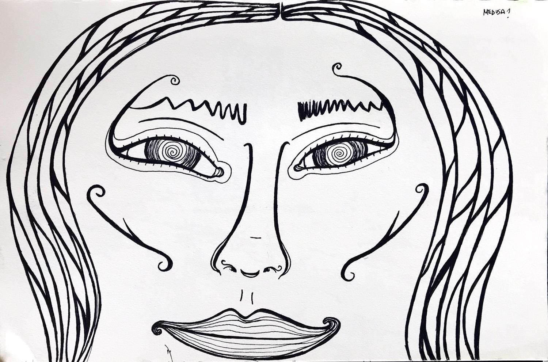 Hypnosis Sktech