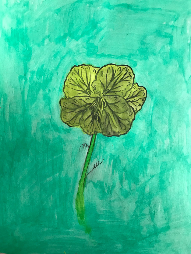 FOUND FLOWER