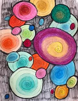 Sophomoric Swirls in Color