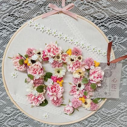 花のショップのタグ