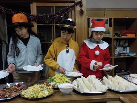 クリスマス会!