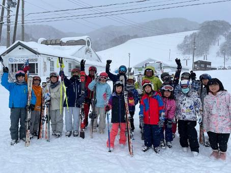 スキーシーズン始まりました!