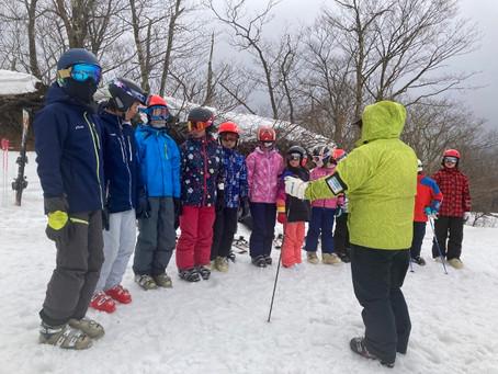 スキーレース『チャラ杯』開催!