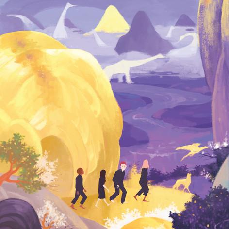 Adventure in the Dinosaur Era