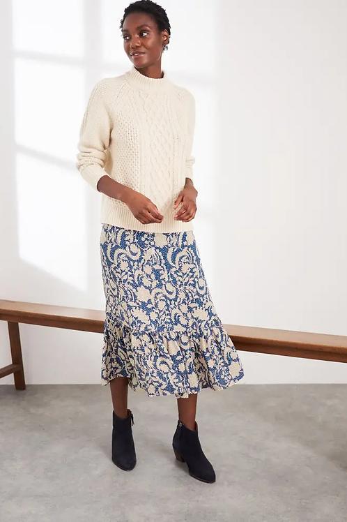 White Stuff Estelle Midi Skirt