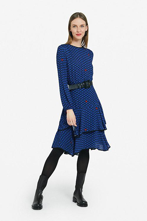 Ottod'Ame viscose  dress