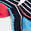 Thumbnail: Willow Stripe Trainers Sock