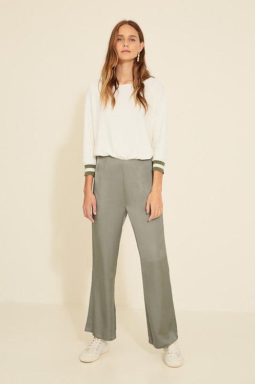 Sateen Trousers