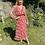 Thumbnail: Traffic People Requim Midi Floral Dress