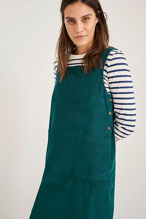 Seedling Cord Pinafore