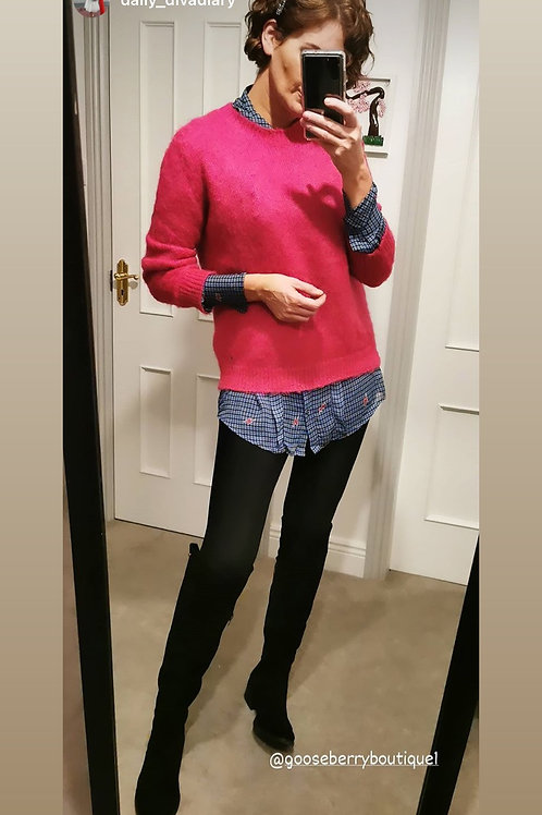 Ottod'ame pink jumper