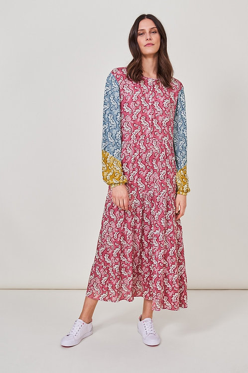 Rose Wood  Dress