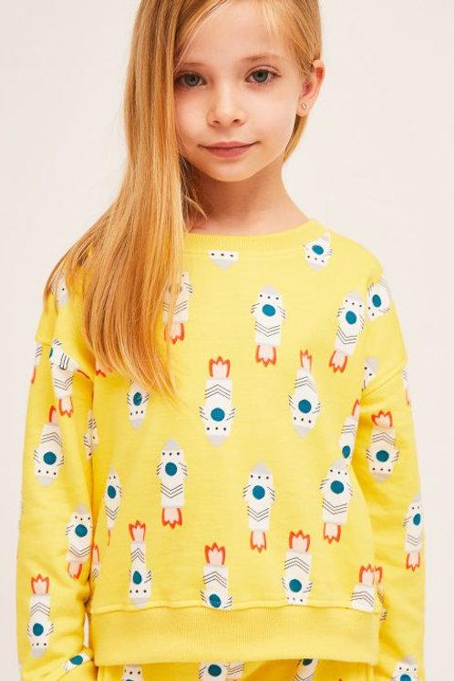 Cotton Rocket Sweater