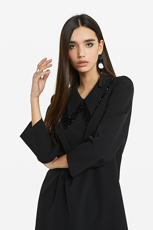 Ottod'Ame Black Dress