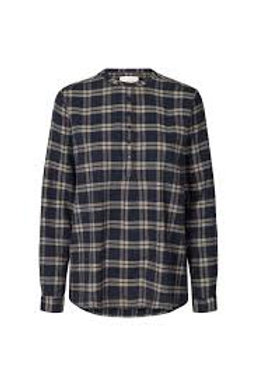 Lollys Laundry Lux check shirt