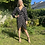 Thumbnail: Printed Long sleeve Wrap Dress