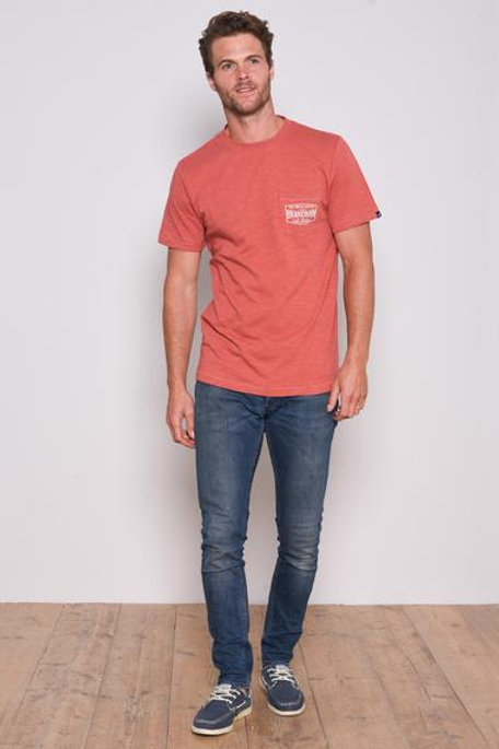 Adventure Pocket Tee