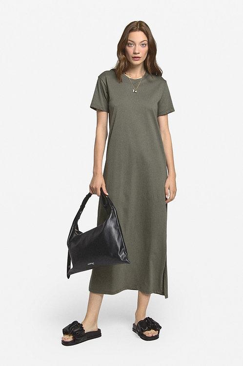 Ottod'Ame Cotton Midi Dress